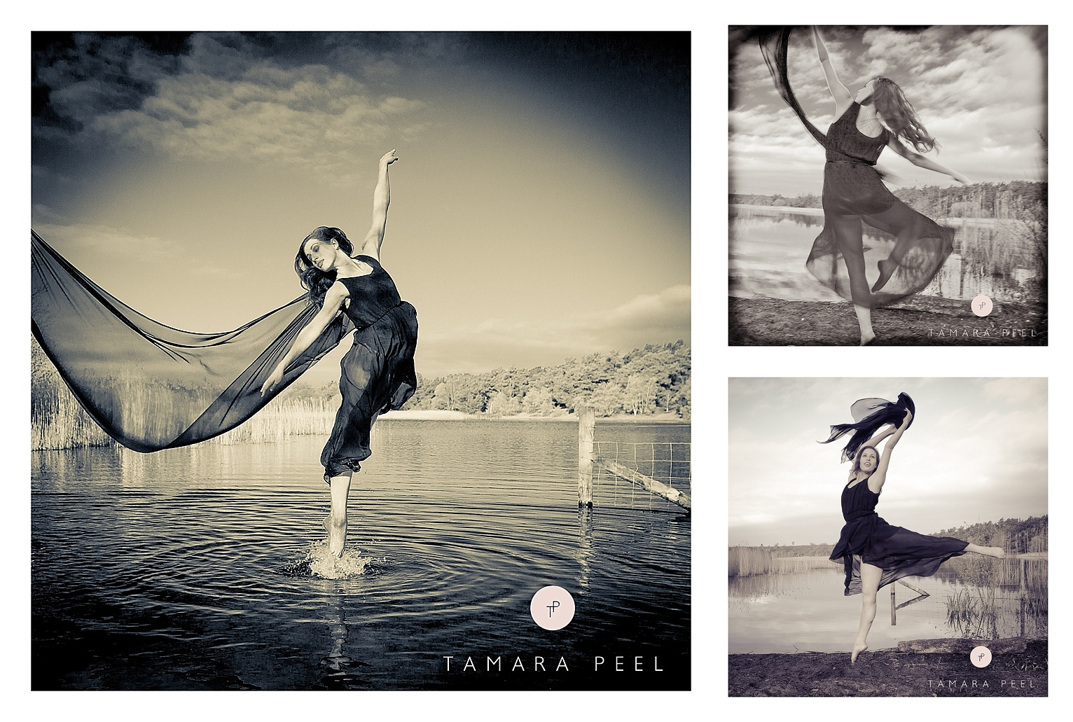 Tamara Peel. fine art. waterfairy. girl. wings. lake. beautiful_0014