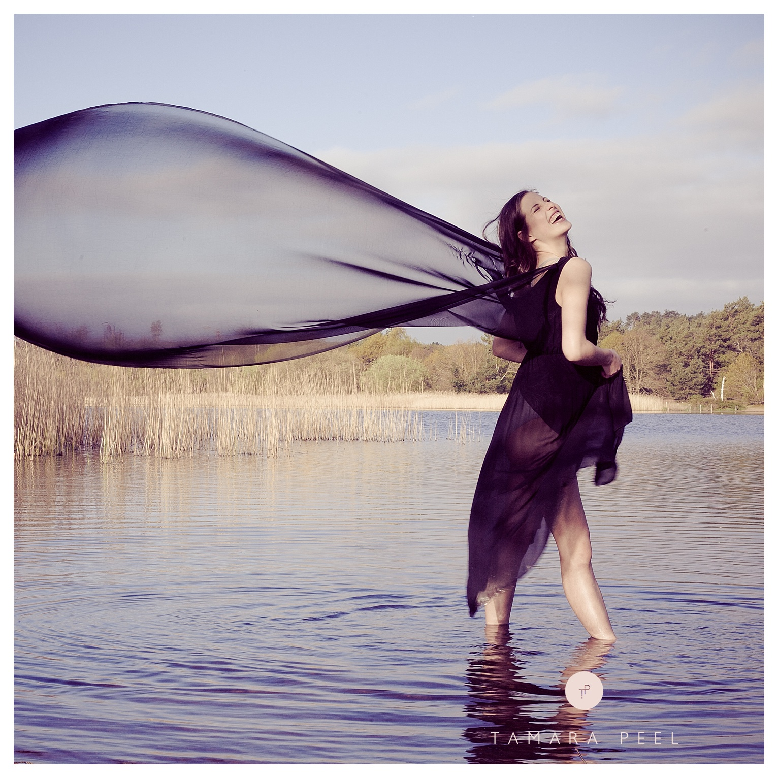Tamara Peel. fine art. waterfairy. girl. wings. lake. beautiful_0041